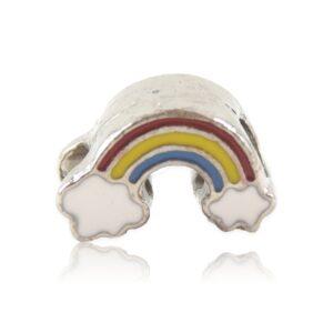 Berloque Arco-íris Fixo